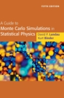 A Guide to Monte Carlo Simulations in Statistical Physics - Book