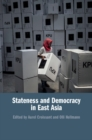 Stateness and Democracy in East Asia - Book