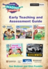 Cambridge Reading Adventures : Cambridge Reading Adventures Pink A to Blue Bands Early Teaching and Assessment Guide with Cambridge Elevate - Book