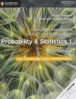 Cambridge International AS & A Level Mathematics Probability & Statistics 1 Coursebook with Cambridge Online Mathematics (2 Years) - Book