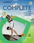 Complete : Complete First for Schools Student's Book Pack (SB wo Answers w Online Practice and WB wo Answers w Audio Download) - Book