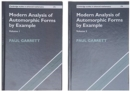 Cambridge Studies in Advanced Mathematics : Modern Analysis of Automorphic Forms By Example 2 Hardback Book Set - Book