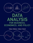 Data Analysis for Business, Economics, and Policy - Book