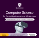 Cambridge International AS & A Level Computer Science Elevate Teacher's Resource Access Card - Book