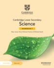 Cambridge Lower Secondary Science Workbook 7 with Digital Access (1 Year) - Book