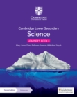Cambridge Lower Secondary Science Learner's Book 8 with Digital Access (1 Year) - Book