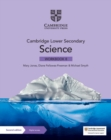 Cambridge Lower Secondary Science Workbook 8 with Digital Access (1 Year) - Book