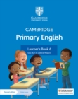 Cambridge Primary English Learner's Book 6 with Digital Access (1 Year) - Book