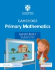 Cambridge Primary Mathematics Learner's Book 6 with Digital Access (1 Year) - Book