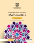 Cambridge Lower Secondary Mathematics Workbook 7 with Digital Access (1 Year) - Book