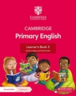 Cambridge Primary English Learner's Book 1 with Digital Access (1 Year) - Book
