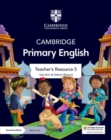 Cambridge Primary English Teacher's Resource 5 with Digital Access - Book