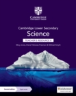Cambridge Lower Secondary Science Teacher's Resource 8 with Digital Access - Book