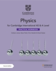 Cambridge International AS & A Level Physics Practical Workbook - Book