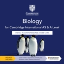 Cambridge International AS & A Level Biology Digital Teacher's Resource Access Card - Book