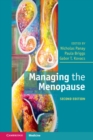 Managing the Menopause - Book
