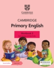 Cambridge Primary English Workbook 3 with Digital Access (1 Year) - Book
