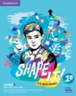 Shape It! Level 1 Combo B Student's Book and Workbook with Practice Extra - Book