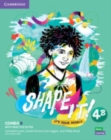Shape It! Level 4 Combo B Student's Book and Workbook with Practice Extra - Book