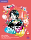Shape It! Level 2 Full Combo Student's Book and Workbook with Practice Extra - Book