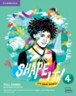 Shape It! Level 4 Full Combo Student's Book and Workbook with Practice Extra - Book