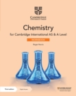 Cambridge International AS & A Level Chemistry Workbook with Digital Access (2 Years) - Book