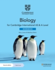 Cambridge International AS & A Level Biology Workbook with Digital Access (2 Years) - Book