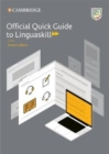 Official Quick Guide to Linguaskill - Book