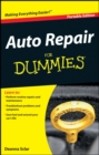 Auto Repair For Dummies - eBook