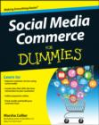 Social Media Commerce For Dummies - Book