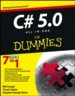 C# 5.0 All-in-One For Dummies - Book