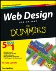 Web Design All-in-One For Dummies - Book