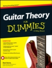 Guitar Theory for Dummies - Book