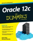 Oracle 12c For Dummies - Book