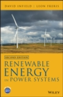 Renewable Energy in Power Systems - eBook