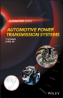 Automotive Power Transmission Systems - eBook