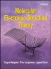 Molecular Electronic-Structure Theory - eBook
