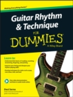 Guitar Rhythm & Technique for Dummies - Book
