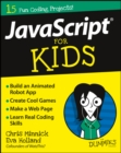 JavaScript For Kids For Dummies - Book