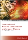 The Handbook of Financial Communication and Investor Relations - eBook