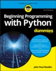Beginning Programming with Python For Dummies - Book