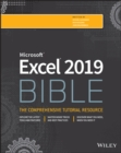 Excel 2019 Bible - Book