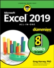 Excel 2019 All-in-One For Dummies - Book
