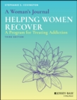 A Woman's Journal: Helping Women Recover - Book