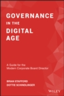 Governance in the Digital Age : A Guide for the Modern Corporate Board Director - Book