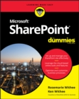 SharePoint 2019 For Dummies - eBook