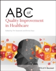 ABC of Quality Improvement in Healthcare - Book