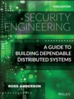 Security Engineering : A Guide to Building Dependable Distributed Systems - Book