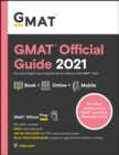 GMAT Official Guide 2021 : Book + Online Question Bank - Book
