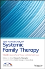 The Handbook of Systemic Family Therapy, Systemic Family Therapy and Global Health Issues - eBook